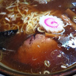 めとき - 中華麺、素晴らしい!