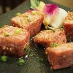 清江苑 - ●伊万里牛カイノミ (佐賀牛・伊万里)1,100円 こちらはすごくおいしかったです。 この日食べた中で一番よかったかもです。