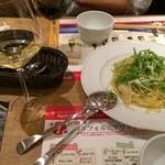 26475746 - 白ワインと共に!!