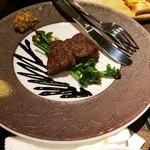 OLIVE - サーロインステーキ