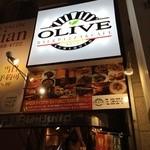 OLIVE - お店の看板