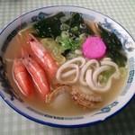 まるまん食堂 - 料理写真:浜ラーメン