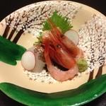 日本料理 瀬名 - お造り