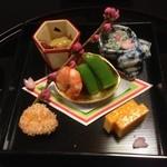 日本料理 瀬名 - 八寸