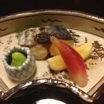 日本料理 瀬名 - 鰆の焼き物