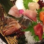 活菜旬魚 さんかい 澄川店 - さんかい盛り