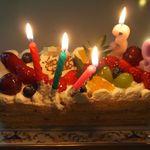 パティスリー モーン - 誕生日ケーキ