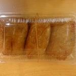 みやこ食品 - 1個100gオーバーの巨大な「五目稲荷寿司」