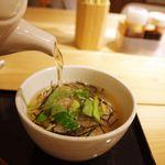 プラットスタンド 酛 - 鯛茶漬け