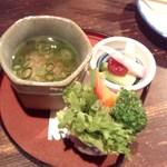 名西酒蔵 三軒茶屋店 - 前菜