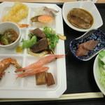 大江戸温泉物語 - 夕食バイキング