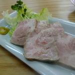 四ツ木製麺所 - チャーシュー
