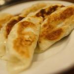 麺屋 雪風 - 餃子