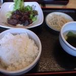 はるみ - ハラミ焼肉定食