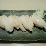 26483302 - つぶ貝+ガリ