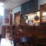 MOANA CAFE - 感じの良い店内