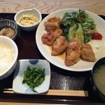 百菜庵 - 料理写真:チキン南蛮定食