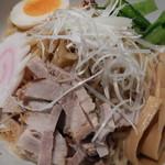 麺飯食堂 八右衛門 - 油そば