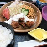 キリン亭 - チキン南蛮定食