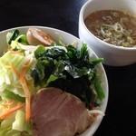 くいしんぼう - 料理写真:つけ麺2