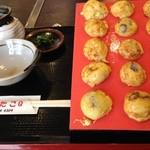 たこQ - 玉子焼 15個 ¥600