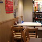 獣兵衛 - テーブル席