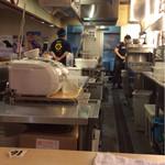 獣兵衛 - 広い厨房