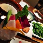 ぷん楽 - ランチビュッフェ1,420円