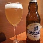 PIZZERIA IMOLA - Birra Hoegaarden bianco