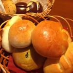 26493846 - 食べ放題のパン