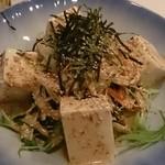 かざまん家 - 2014.01 豆腐と野菜のだーさら