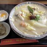 26495376 - 海鮮刀削麺塩(950円)