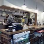 SERENE CAFE 288 - カウンター