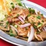 アロイナ タベタ - 豚肉サラダナムトグムー
