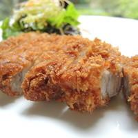 キッチン イトウ スタイル - 秀麗豚ロースの厚切り豚カツ