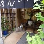 26499059 - 玄関と店内は良い雰囲気です。