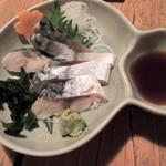 おらが村 - 料理写真:特製しめ鯖
