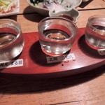 26499205 - 小林酒造 飲みくらべ