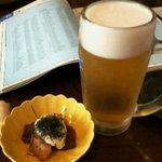 265674 - 生ビール( ^^)/□-☆-□\(^^ )