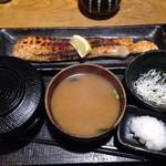 26500580 - 鮭ハラスの定食