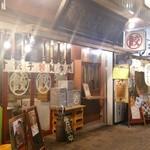肉汁餃子製作所 - 聖蹟桜ヶ丘の京王線ガード下にあるお店です。