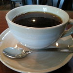 Cafe NU - セットのコーヒー(100円)です。