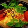 ― 美健野菜の美健TOMATO参鶏湯 (2~4人前)辛くもできます。