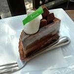 26504022 - 生チョコのケーキ☆