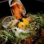 美健野菜の干しタラ(鱈)スープ