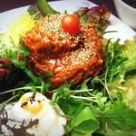 カプサイシンビビン冷麺