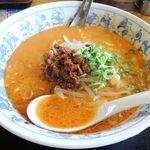 26505222 - 金ゴマタンタン麺