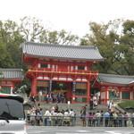 26506772 - 八坂神社の目の前にあります。