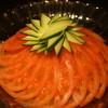 八福 - 料理写真:トマトサラダ