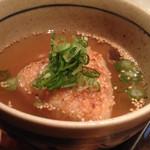 26509486 - 焼きおにスープ。